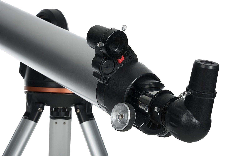 Celestron LCM 90 Computerised GOTO Astronomical Telescope - The
