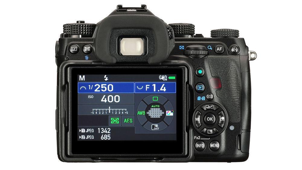 Pentax K-1 Mark II DSLR Full Frame Camera Body in Black - The ...